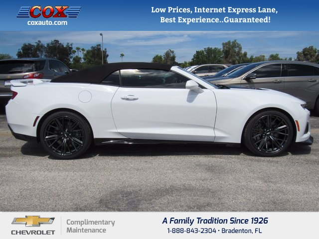 2018 Chevrolet Camaro Zl1 Rwd 2d Convertible 1g1fk3d69j0104193 on 2000 chevy camaro recalls
