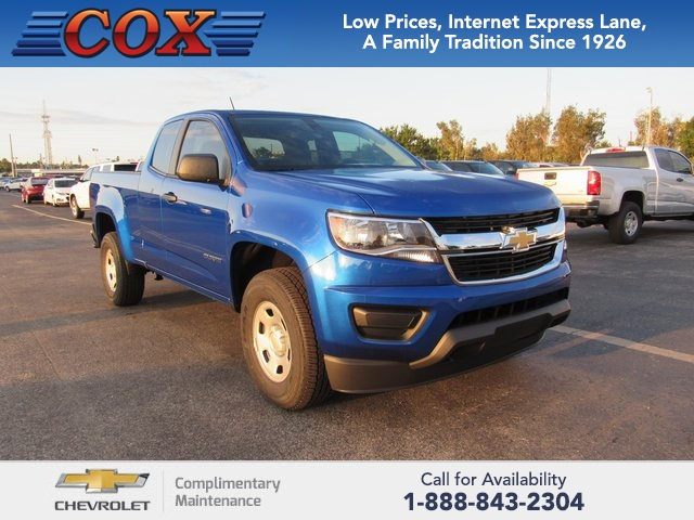 New 2019 Chevrolet Colorado Base