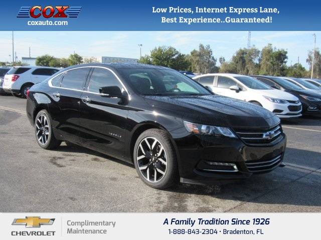 new 2017 chevrolet impala premier 4d sedan near sarasota 7i144233 cox chevrolet. Black Bedroom Furniture Sets. Home Design Ideas