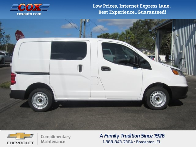 new 2017 chevrolet city express 1ls 3d cargo van near sarasota 7g691052 cox chevrolet. Black Bedroom Furniture Sets. Home Design Ideas