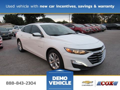 Cox Chevrolet Bradenton >> New Chevrolet Malibu Lt For Sale In Bradenton Fl Cox